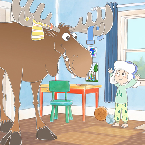 """Laughing Dragon Begins Production on """"MOOSE"""""""